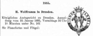 Wolfframm 1885