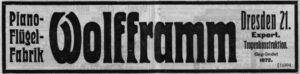 Wolfframm 1912