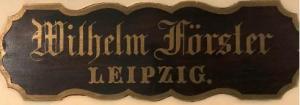 Förster, W. Schild