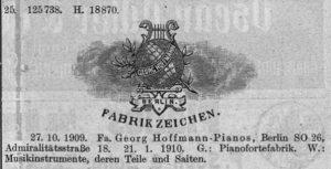 Hoffmann-Georg-Fabrikzeichen