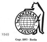 Hoffmann, W., Logo 1949