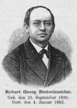 Bretschneider, Robert Bildnis