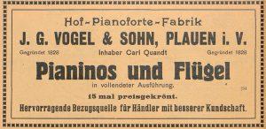 Vogel WAB 1912