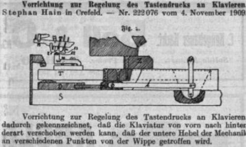 Hain 1910