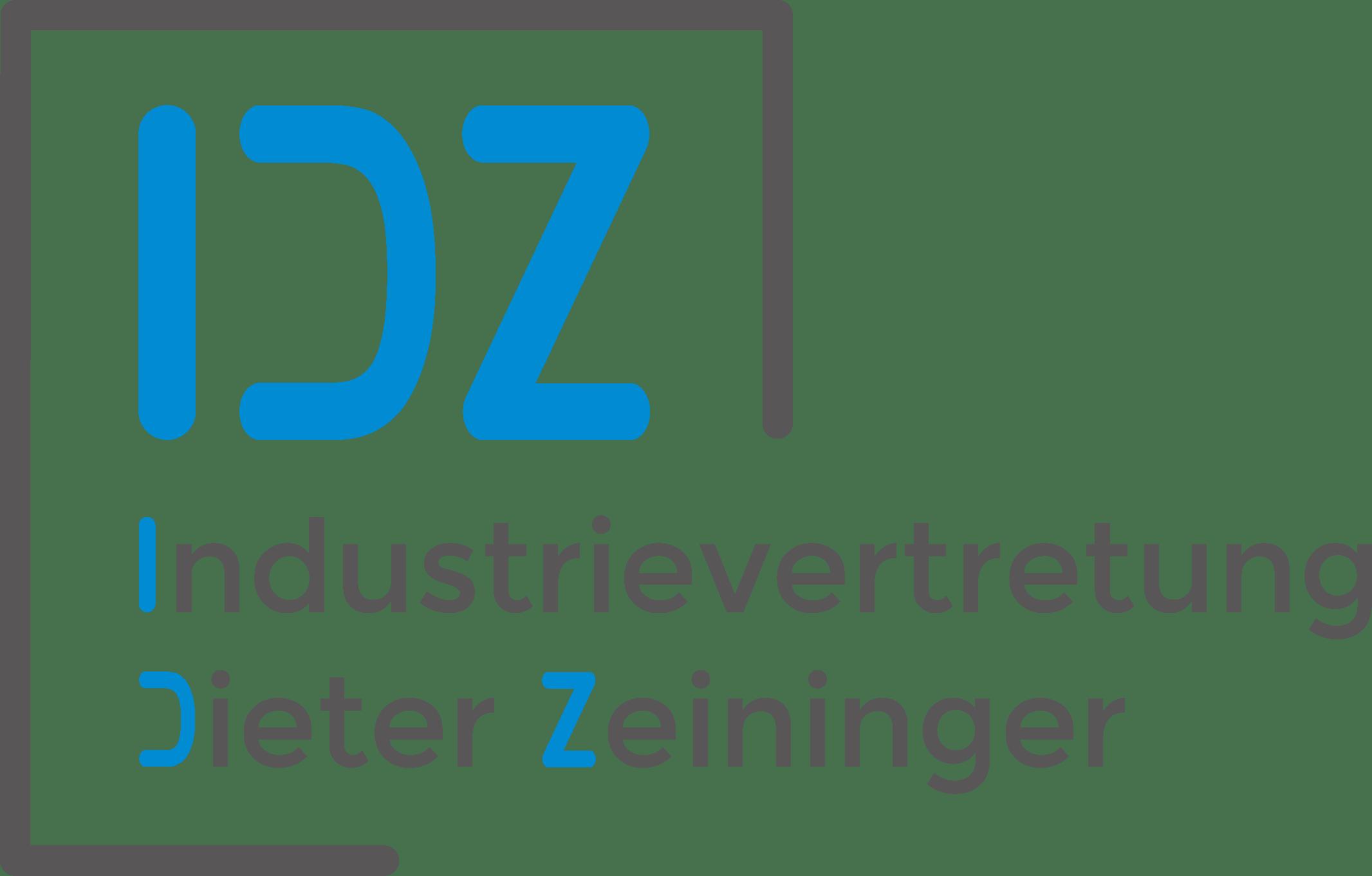 IDZ Dieter Zeininger LOGO