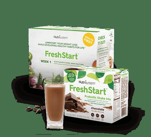 nutrisystem frest start review