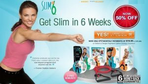 Slim In 6 Weeks with Debbie Siebers and Beachbody