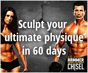 Masters Hammer and Chisel Workout by Sagi Kalev and Autumn Calabrese