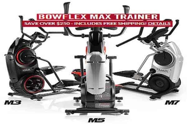 Bowflex Max Trainer Models