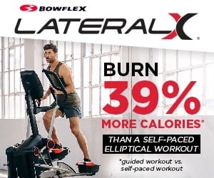 Bowflex LateralX LX3 and LX5 Trainers Side to Side Motion Workout [New]