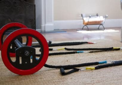 Pilates Wheel DLX - Machine Pilates