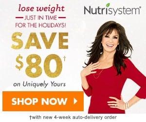 NUtrisystem Save $80