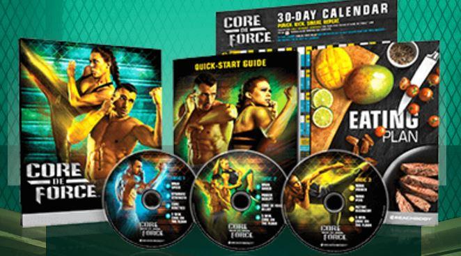 Core de Force MMA Workout!