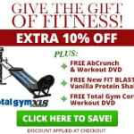 Total Gym Give the Gift of Fitmess