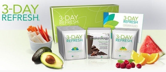 3 day refresh detox cleanse