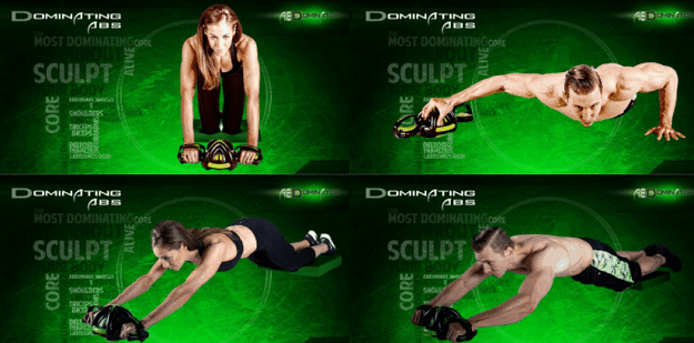 abdominator exercises