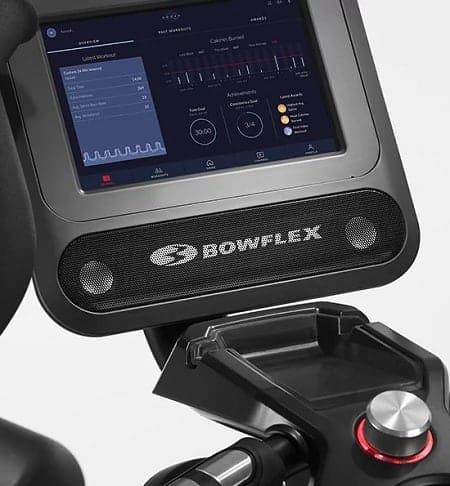 bowflex max total console