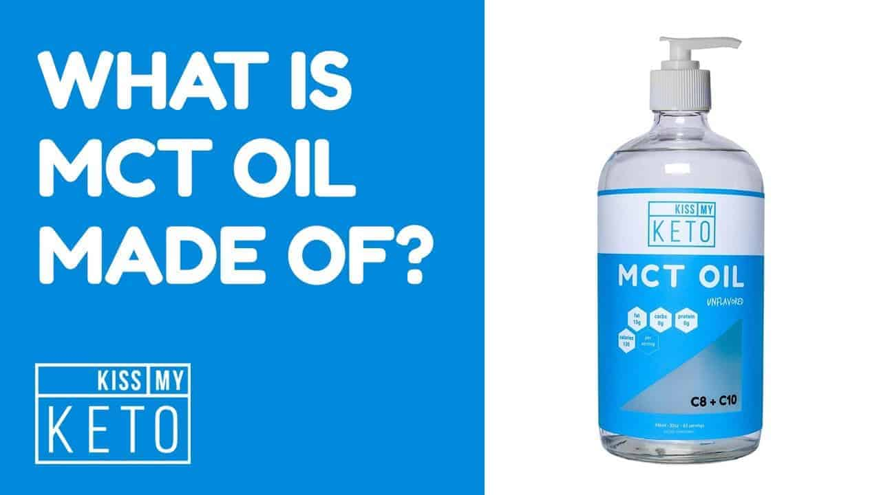 MCT Oil from Kiss My Keto