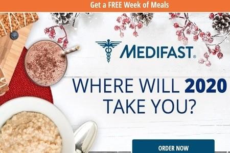 Medifast 7 Days Free!