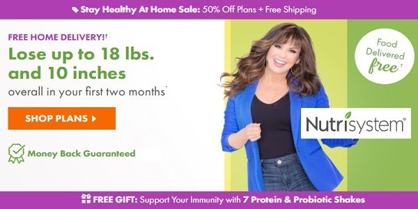 Nutrisystem Shop 50% Off All Meal Plans?