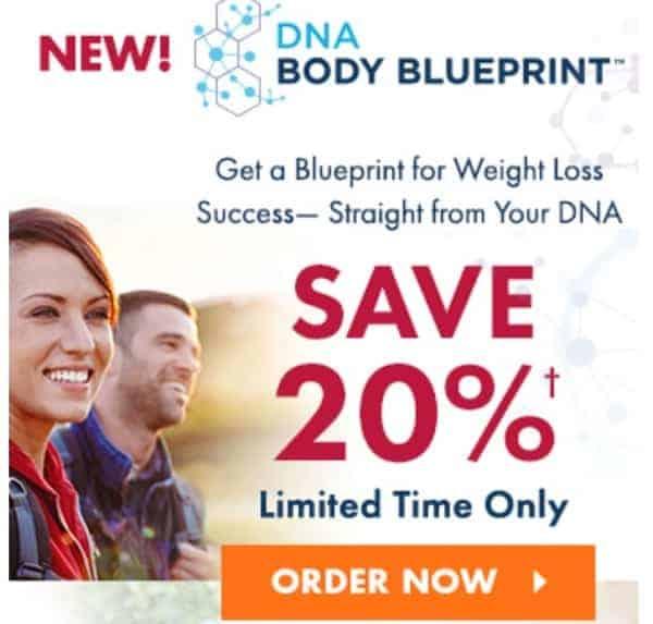 Nutrisystem DNA Body Blueprint