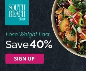South Beach Diet Jessie James Decker