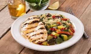 South Beach Diet Meal