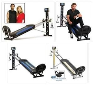 Total Gym Chuck Norris Home Gyms