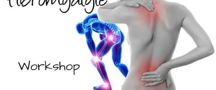 Fibromyalgie workshop 15 januari! De workshop zit vol!!
