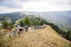 2017 BIKE Transalp powered by Sigma / 7th stage Lavarone - Riva on July 22, 2017
