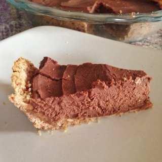 Recipe Redux: Chocolate PB Pie with Homemade Crust
