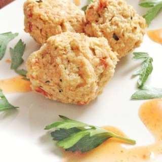Veggie Tuna Cakes