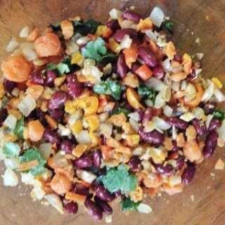 Recipe Redux: Nutritional Yeast Veggie Burgers