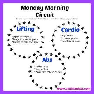 Monday Morning Circuit
