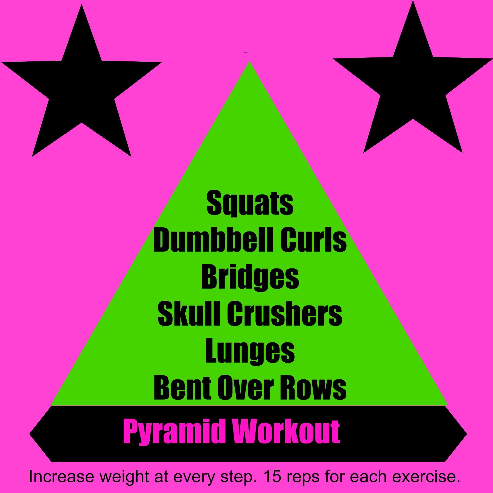 pyramid-workout