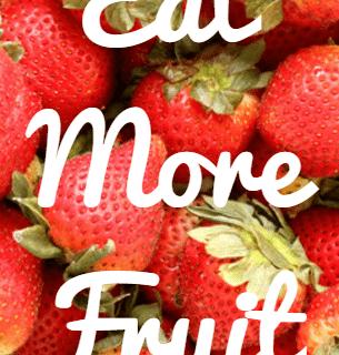 8 Weeks of Wellness: Week 1 Fruit and Vegetables
