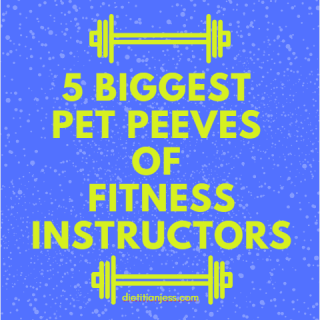 5 Biggest Pet Peeves of Fitness Instructors