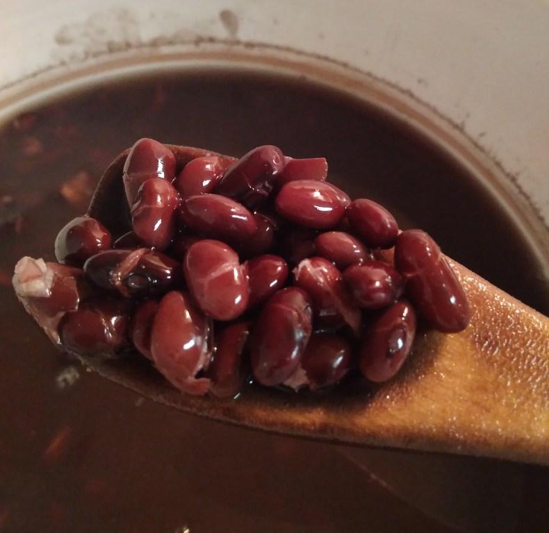 Vegan, vegetarian, plant-based, sides, soup, egg-free, dairy-free, nut-free Toasted Corn Black Bean Soup recipe