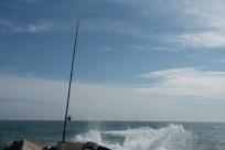 29.09. - Nach dem Strum mit grossen Wellen