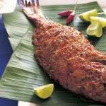 Crisp-Skinned Thai Chilli Snapper