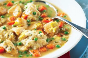 A Simple Chicken Stew