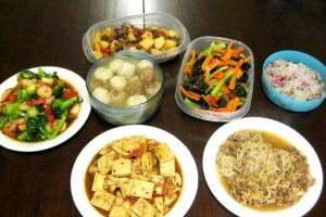 3 Key Chinese Food Staples