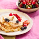 Simple Healthy Pancakes