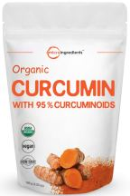 Maximum Strength Organic Curcumin Powder