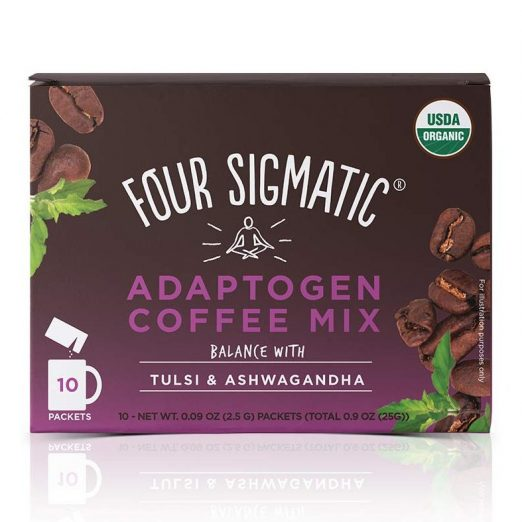 Four Sigmatic Organic Mushroom Hot Cacao with Cordyceps Image