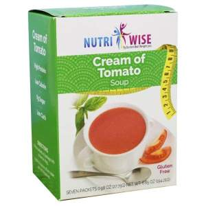 Cream of Tomato Diet Protein soup (7/Box) Image