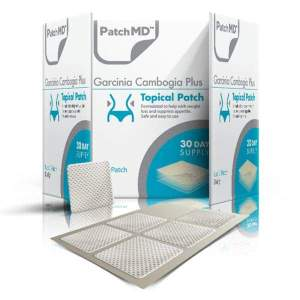 PatchMD - Garcinia Cambogia Patch (30-Day Supply) Image