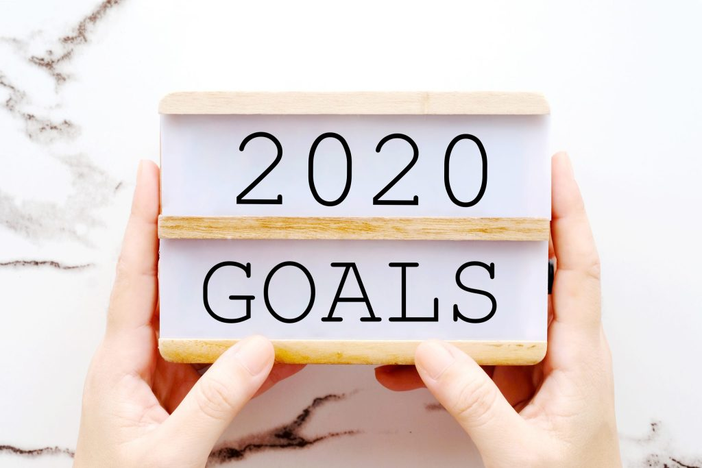 2020 Goals and Resolutions