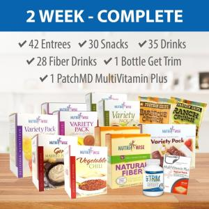 Doctors Best Weight Loss COMPLETE - High Protein Meal Plan (2-Week) Image