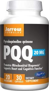 Jarrow Formulas Pyrroloquinoline Quinone, Supports Heart and Cognitive Function Image